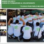 Bando volontariato