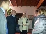 Visita del Prefetto di Avellino a Villa Dora