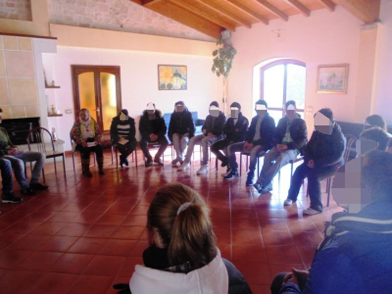 Aspettando il Natale – I° seminario a Villa Dora