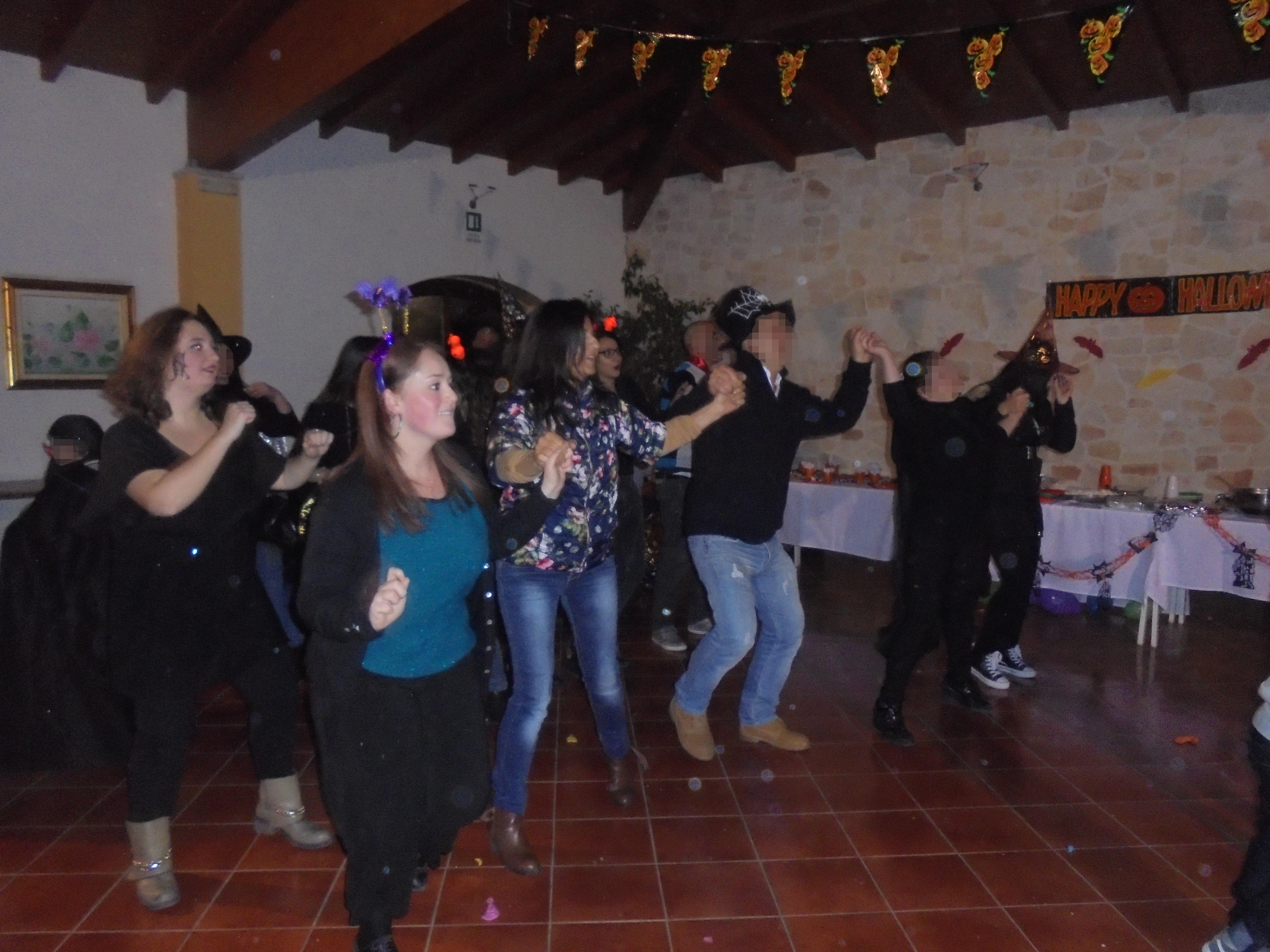 Festa di Halloween a Villa Dora