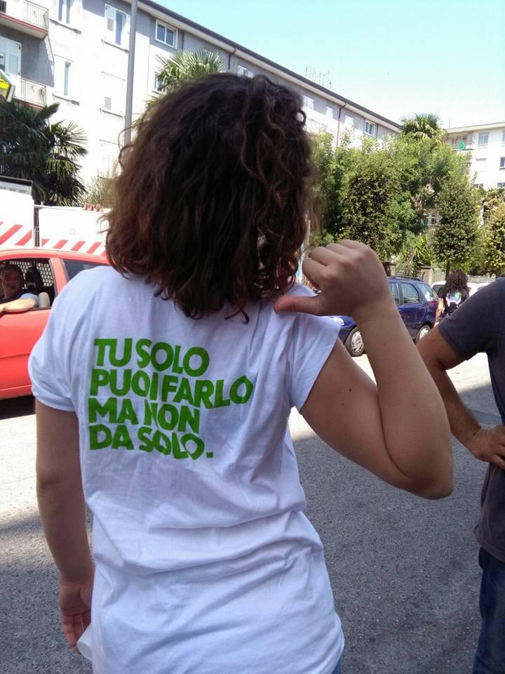Marcia di solidarietà