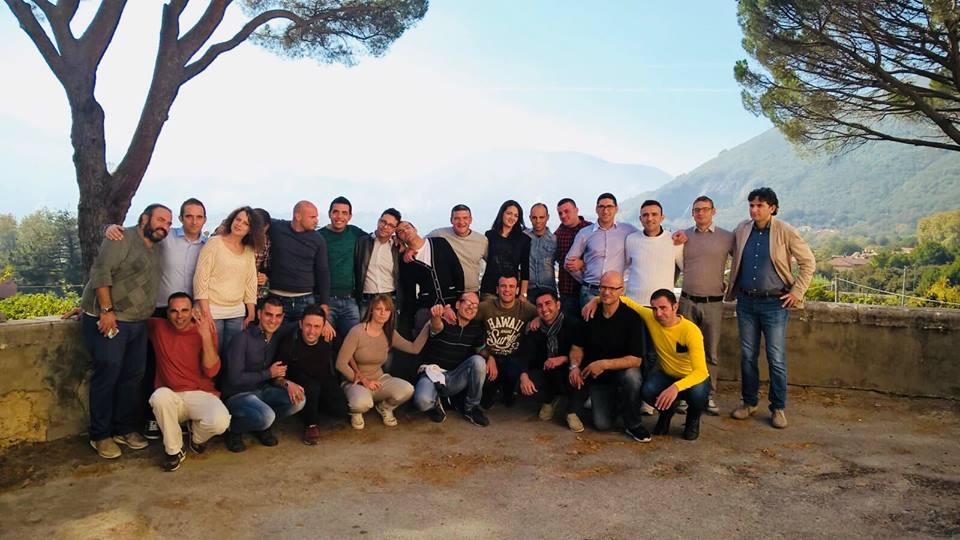 Villa Dora visita l' Abazia del Loreto