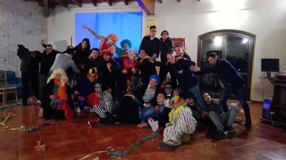 Carnevale 2018 a Villa Dora