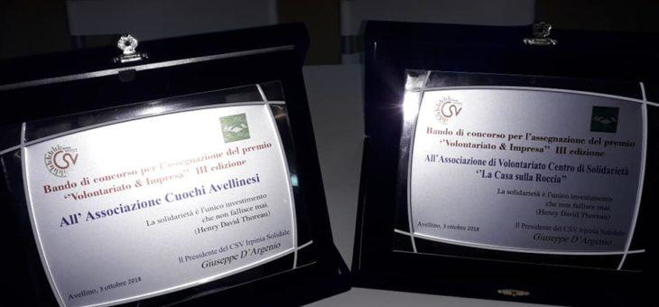 Premio Volontariato e Impresa